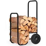porta legna trolley